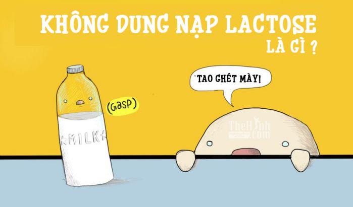 Lactose là gì