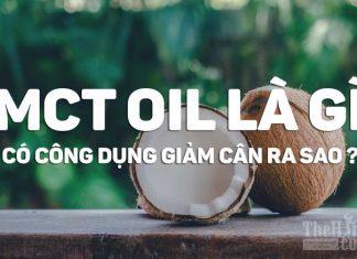 MCT OIL là gì