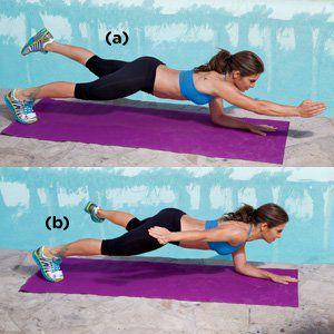 tập cơ bụng hiệu quả