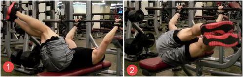 Làm thế nào để có cơ bụng v-cut đẹp như Fitness Model
