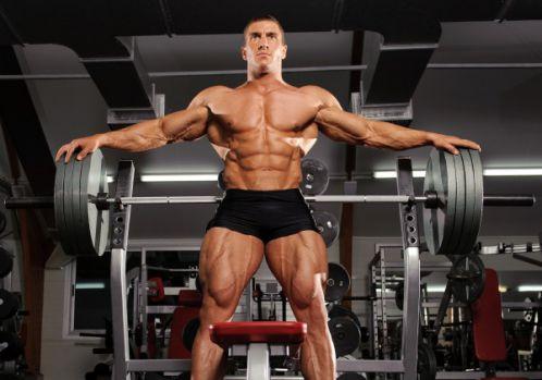 Siết cơ bắt đầu khi bạn thấy mình có đủ lượng cơ