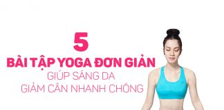 Bài tập Yoga đơn giản tại nhà