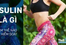 Insulin là gì ? Kiểm soát insulin để giúp cơ bắp phát triển mạnh mẽ