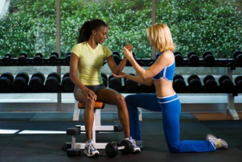 Bí quyết tập gym