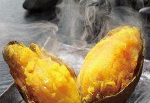 Cách nướng khoai lang ngon bằng lò vi sóng không bị sượng