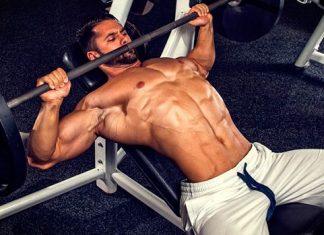 Tập ngực trên hiệu quả với Incline Bench Press