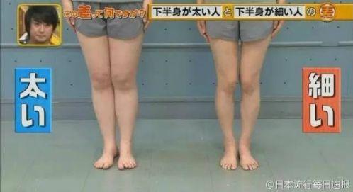 Lý do gì khiến con gái hay bị to bắp chân và đùi ?
