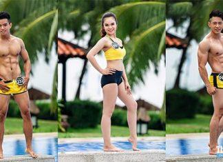 Cận cảnh những body đẹp hút hồn của các thí sinh cuộc thi tìm kiếm người mẫu thể hình Việt Nam