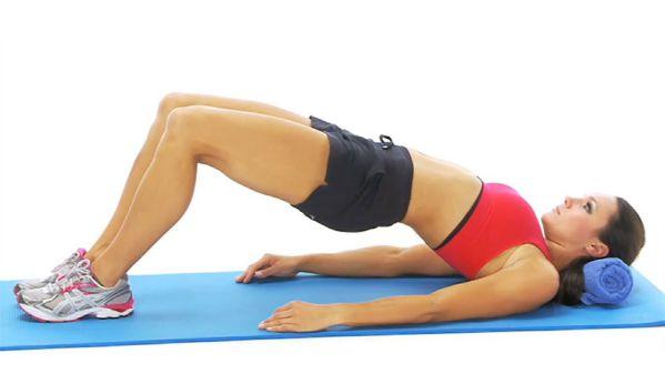 Cách tập mông to ra cho phụ nữ hiệu quả với bài Bridge