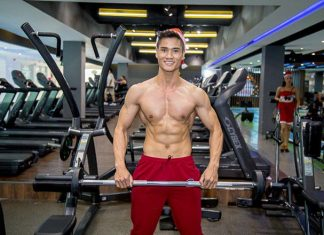 Lịch tập gym 6 buổi 1 tuần tăng cơ của Quán quân Fitness Model 9x