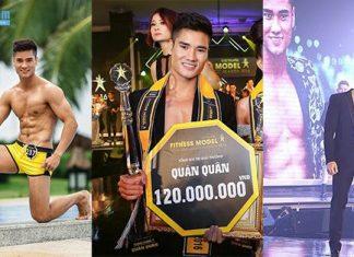 Nguyễn Mạnh Kiên - Quán quân Tìm kiếm người mẫu thể hình Việt Nam 2016