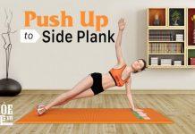 Hướng dẫn để săn chắc vòng 2, thon gọn cánh tay cùng Side Plank