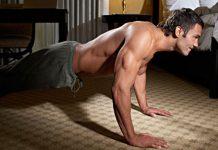 Bí mật tăng cơ bắp nhanh tại nhà mà không cần nhiều dụng cụ tập