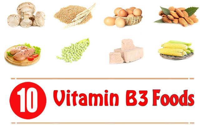 Bất ngờ trước 9 lợi ích của vitamin B3 trong tập gym Thể Hình Channel