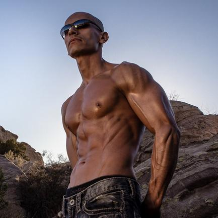 Ngỡ ngàng người ăn chay tập gym nhưng có cơ bắp cực khủng
