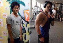 Lịch tập gym cho người gầy và chế độ ăn uống để tăng cân thêm 16kg