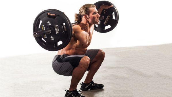 Mọi thứ về bài tập squat và chuyện chấn thương đầu gối Gymer phải đọc