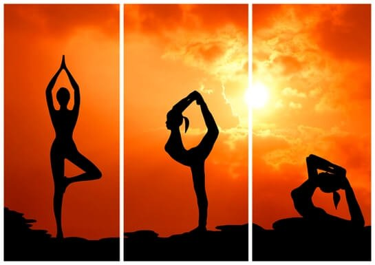 Bài tập yoga với tư thế cực kỳ nguy hiểm cho người mới tập