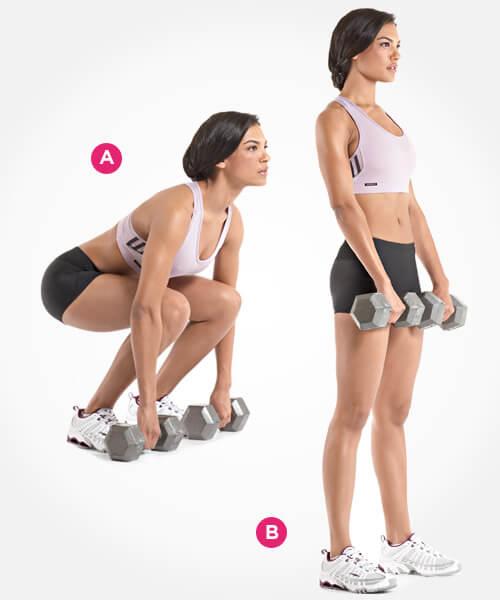 Sở hữu vòng mông căng tròn với 9 bài tập hiệu quả hàng đầu