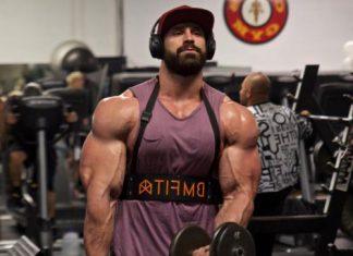 Bradley Martyn không dùng thuốc tăng cơ, bạn có tin đó là sự thật không?