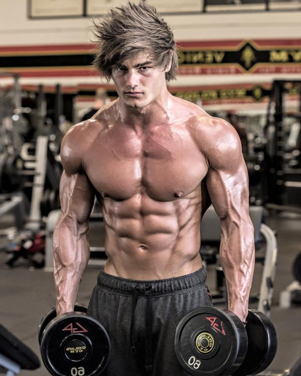Top 5 Gymer nam - Jeff Seid