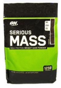 Sữa tăng cân Optimum Nutrition Serious Mass