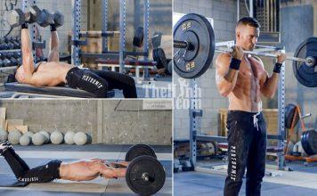 Hướng dẫn tập gym full body với Super set cho người bận rộn