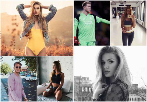 Người mẫu phòng gym Pamela Reif bất ngờ nổi tiếng nhờ yêu trai đẹp Liverpool Vũ Huyền