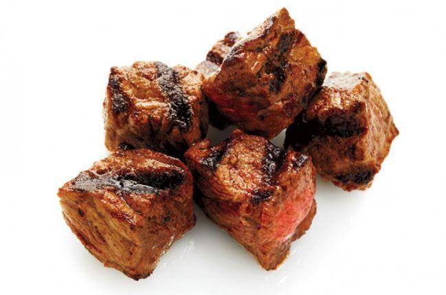 Thịt bò và bí đỏ