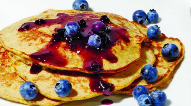 Bánh Pancake protein