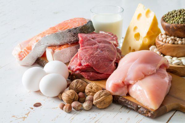 Lịch tập thể hình tăng cân 14 tuần | Tổng quan về dinh dưỡng