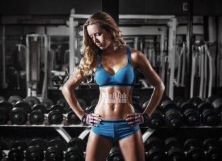 Con gái tập gym có nở ngực không, con gái có nên tập ngực ?