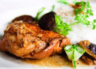 3 công thức nấu thịt gà giúp tăng cơ giảm mỡ đến từ đầu bếp Robert Irvine