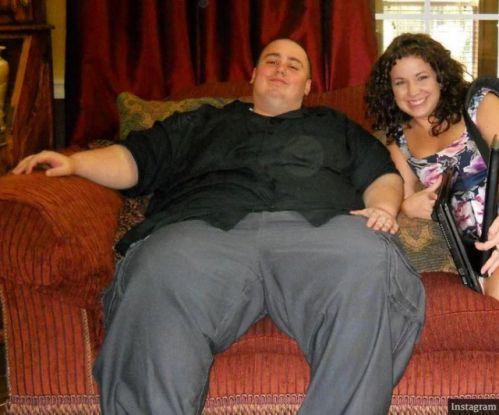 Mất việc, bạn gái đá vì...béo, quyết tâm giảm cân hoặc là chết