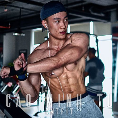 Cao Minh Tú - Hành trình tập gym tăng cân 18kg và cao thêm 5cm