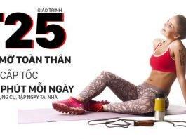 [Free] Focus T25 by Shaun - Giáo trình tập giảm mỡ toàn thân tuyệt vời