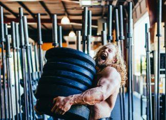"""Jujimufu - Gã gymer với những kiểu tập gym """"điên"""" nhất quả đất"""