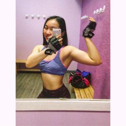 9x chia sẻ cách tăng cân tự nhiên và tập luyện hiệu quả cho nữ