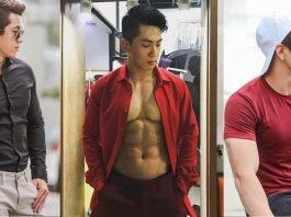 Chàng người mẫu nam đẹp trai body 6 múi khiến chị em ngất ngây