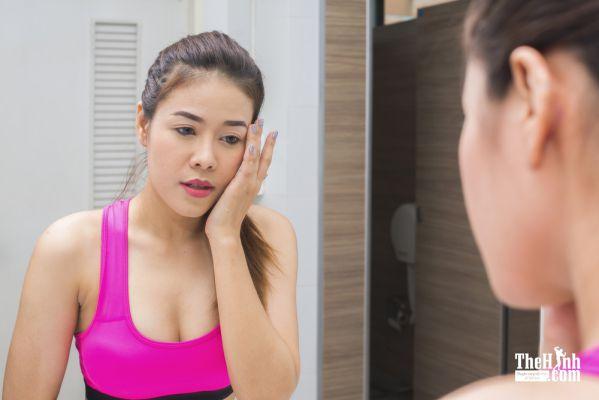 Những sai lầm khi tập gym của chị em khiến làn da khóc thét