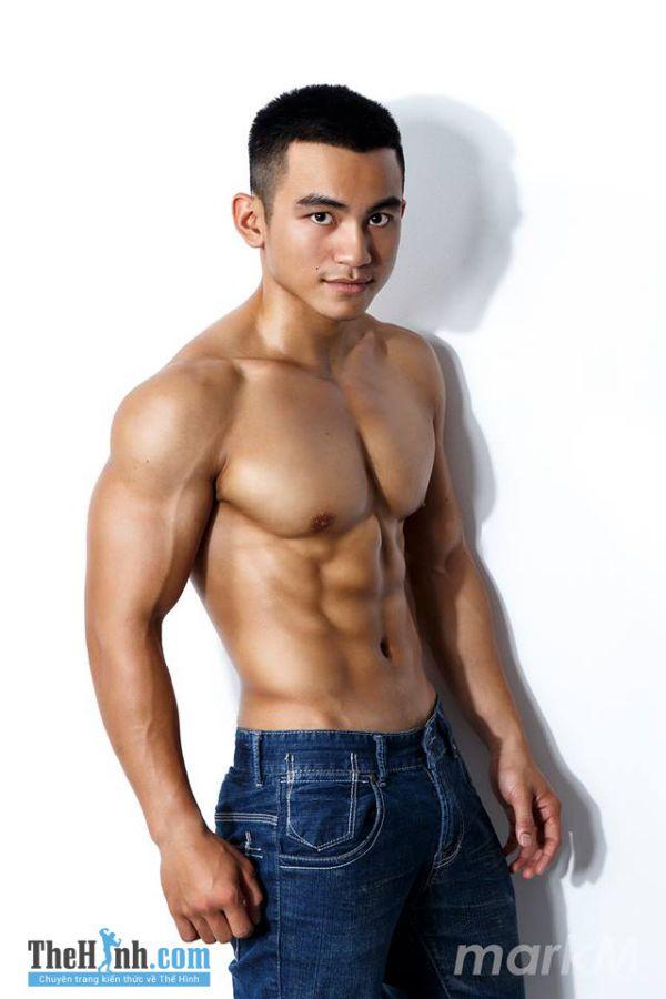 Bí quyết tập thể hình tăng cân tăng cơ của 9x từng chỉ nặng 55kg