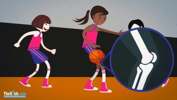 Lợi ích của chơi thể thao với cơ thể và trí não mà bạn chưa hề biết