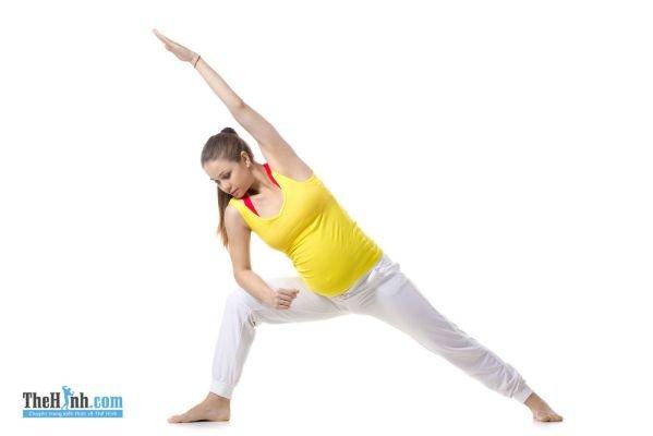 Extended Side Angle Pose (Utthita Parsvakonasana)