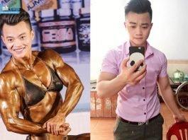 VĐV thể hình nữ Bùi Thị Giang và câu chuyện khiến mọi người rơi nước mắt