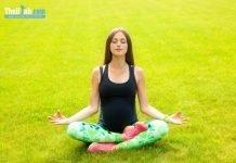 Yoga cho bà bầu 3 tháng cuối - Lớp Yoga cho bà bầu