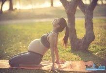 Yoga cho bà bầu 3 tháng giữa - Lớp yoga cho bà bầu