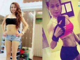 Tina Phạm - Từ 1 cô gái ốm yếu thành VĐV đẩy tạ 500kg nhẹ như không