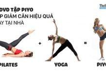 PiYo Workout - Bộ DVD hướng dẫn giảm mỡ tại nhà cực đỉnh