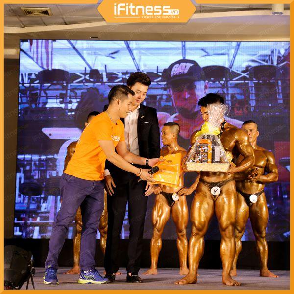 Chung kết Vietnam Muscle Show 2017 - Đã tìm ra ông vua thể hình