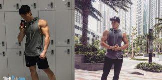 Lee Nguyễn - Chàng Gymer đẹp trai vui tính gây sốt phố đi bộ